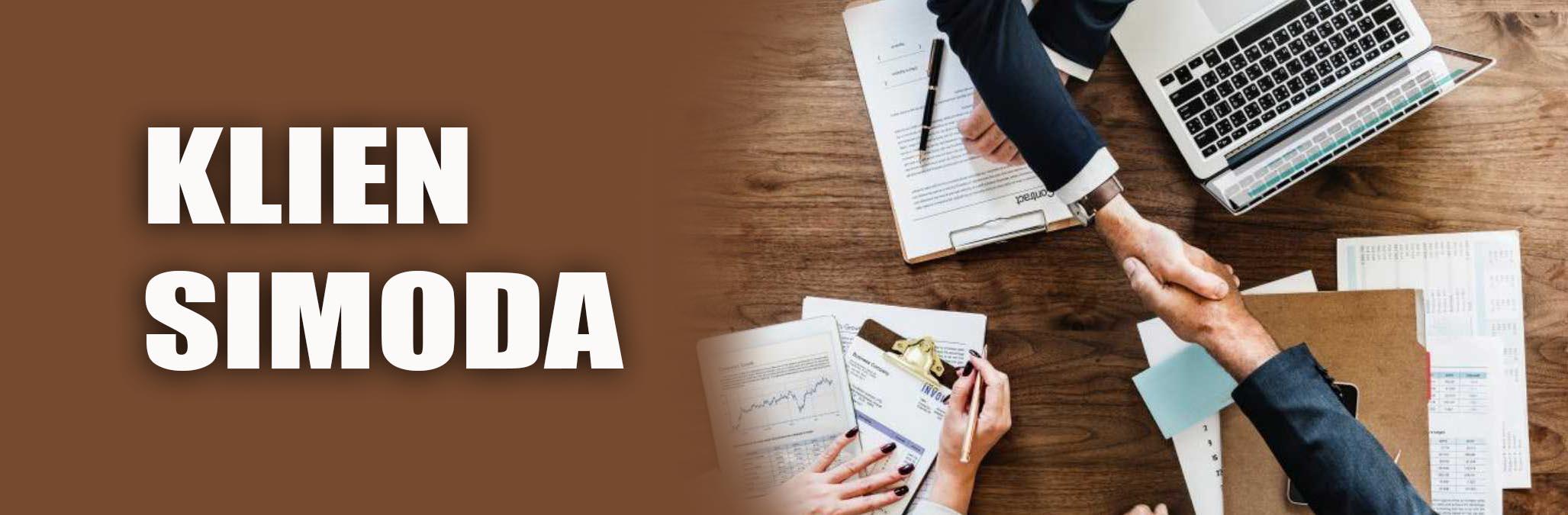 Cara Mudah Menjadi Klien Simoda